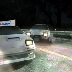 Initial D Confirmed For PS3 – First Images