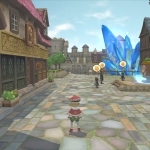 Final Fantasy Crystal Chronicles: My Life as a King Video Footage