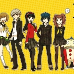 First Persona 4 Trailers