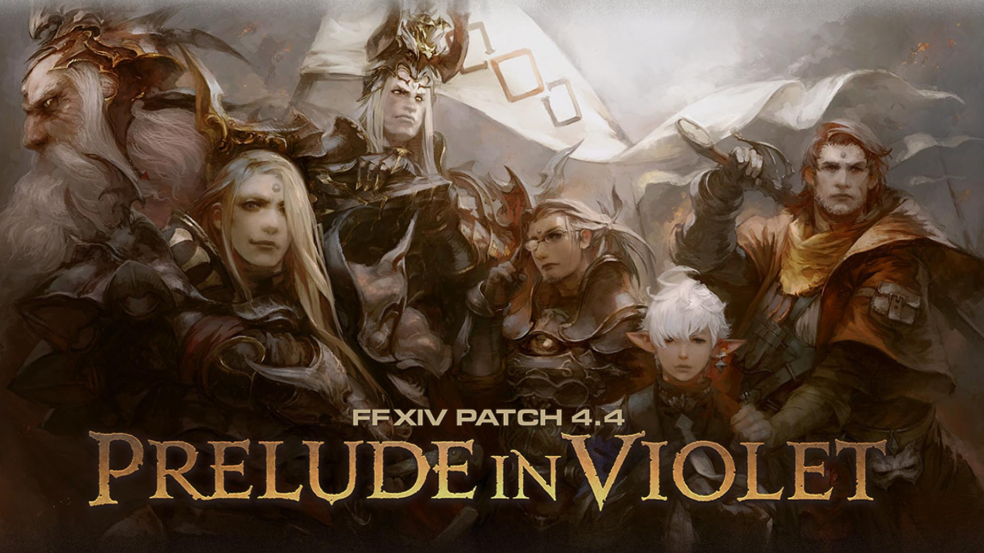 Final Fantasy XIV Patch 4.4 Feature List & Trailer